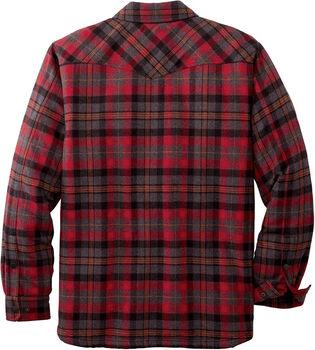 Men's Tough as Buck Berber Lined Shirt Jacket