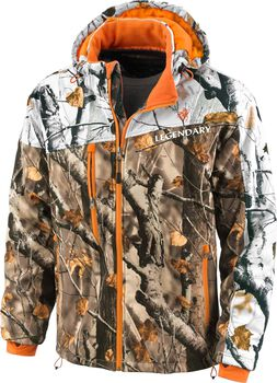 Men's Timber Line Insulated Softshell Camo Jacket