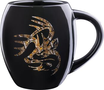 Signature Buck Coffee Mug