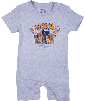 Infant Legendary Whitetails Short Sleeve Romper Bodysuit