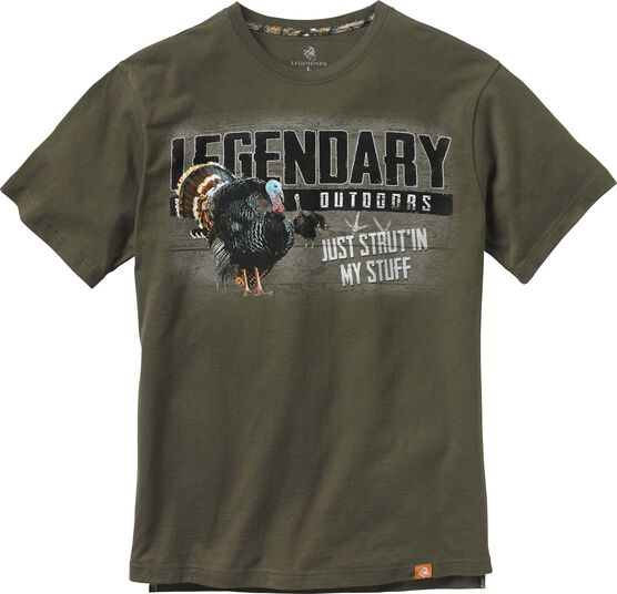 Men's Legendary Outdoors Turkey T-Shirt