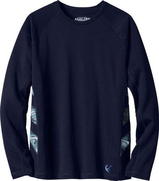 Men's Shawano Gills Performance Long Sleeve T-shirt