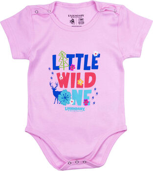 Infant Legendary Whitetails Short Sleeve Bodysuit