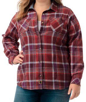 Women's Cottage Escape Flannel