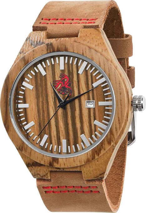 Men's Whiskey Barrel Watch