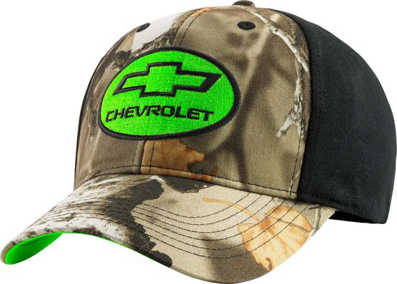 Men's Ford & Chevy Trucked Up Cap
