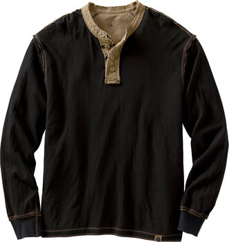 Men's Fully Charged Henley