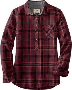 Women's Firelight Popover Flannel Tunic