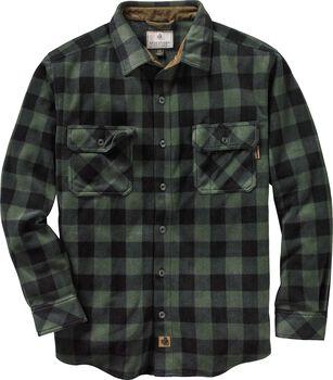 Men's Navigator Fleece Button Up Shirt