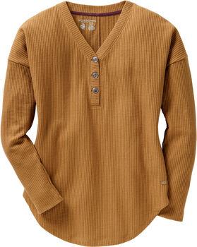 Women's Solstice Henley Tunic