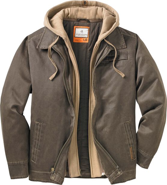 Men's Rugged Full Zip Dakota Jacket