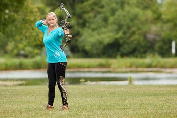 Women's Driven Performance Big Game Camo Leggings