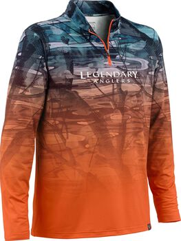 Men's Copper River 1/4 Zip Fishing Shirt
