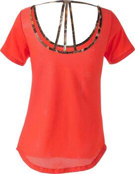 Women's Sunburst Activewear Short Sleeve Top