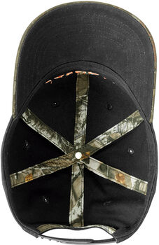 Men's Big Game Camo Mesh Brim Cap