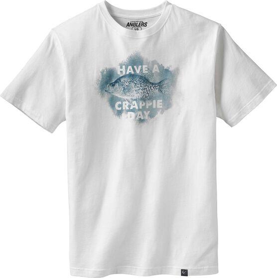 Men's Crappie Day Short Sleeve T-shirt