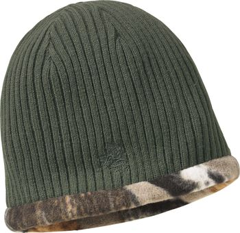 Men's Trophy Buck Reversible Knit Camo Hat