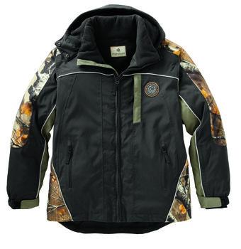 Men's Glacier Ridge Pro Series Winter Jacket