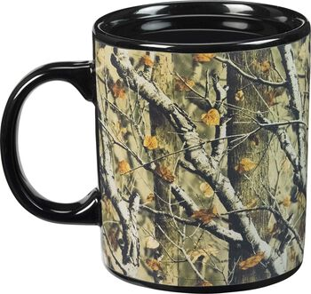 Camo Color Changing Coffee Mug