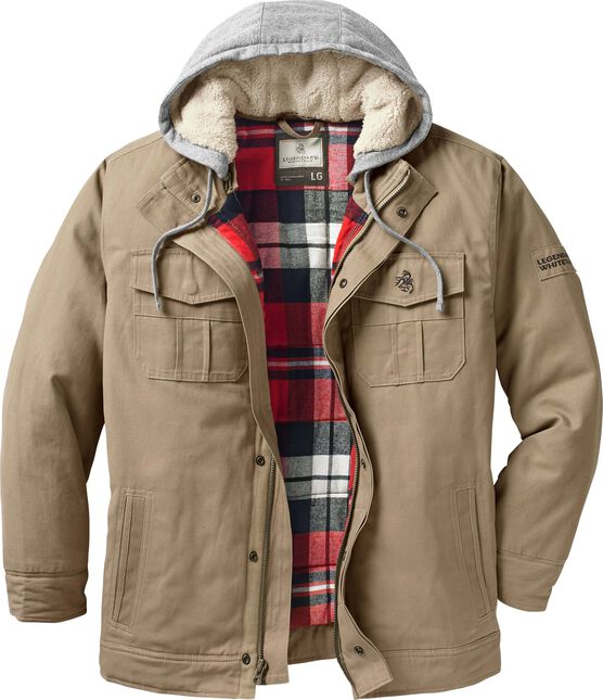 Men's Oakridge Vintage Washed Canvas Jacket
