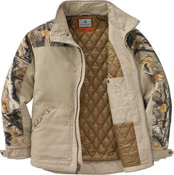 Men's Big Game Canvas Cross Trail Workwear Jacket