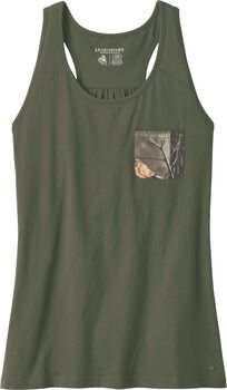 Women's Oak Tree Reveal Big Game Camo Pocket Tank