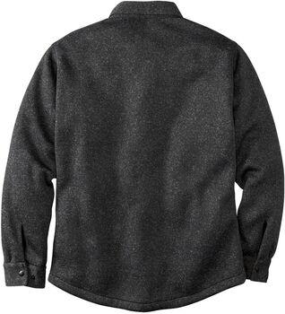Men's Camp Rebel Sweater Fleece Shirt Jacket