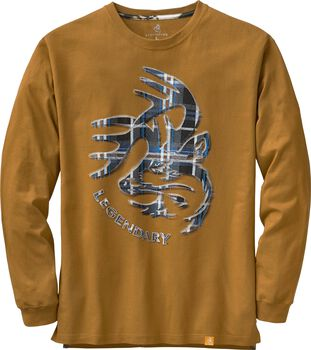 Men's Signature Series Long Sleeve T-Shirt