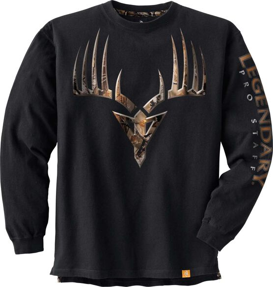 Men's Big Game Camo Broadhead Monster T-shirt