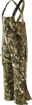 HuntGuard Reflextec Big Game Camo Hunting Bibs