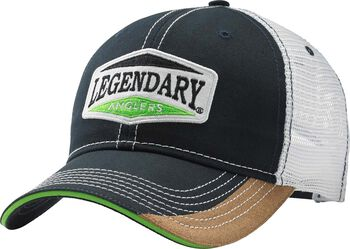 Men's Legendary Anglers Patch Cork Cap