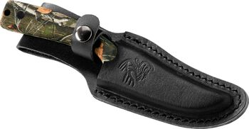 Sharp Finger Big Game 360 Camo Fixed Blade Knife