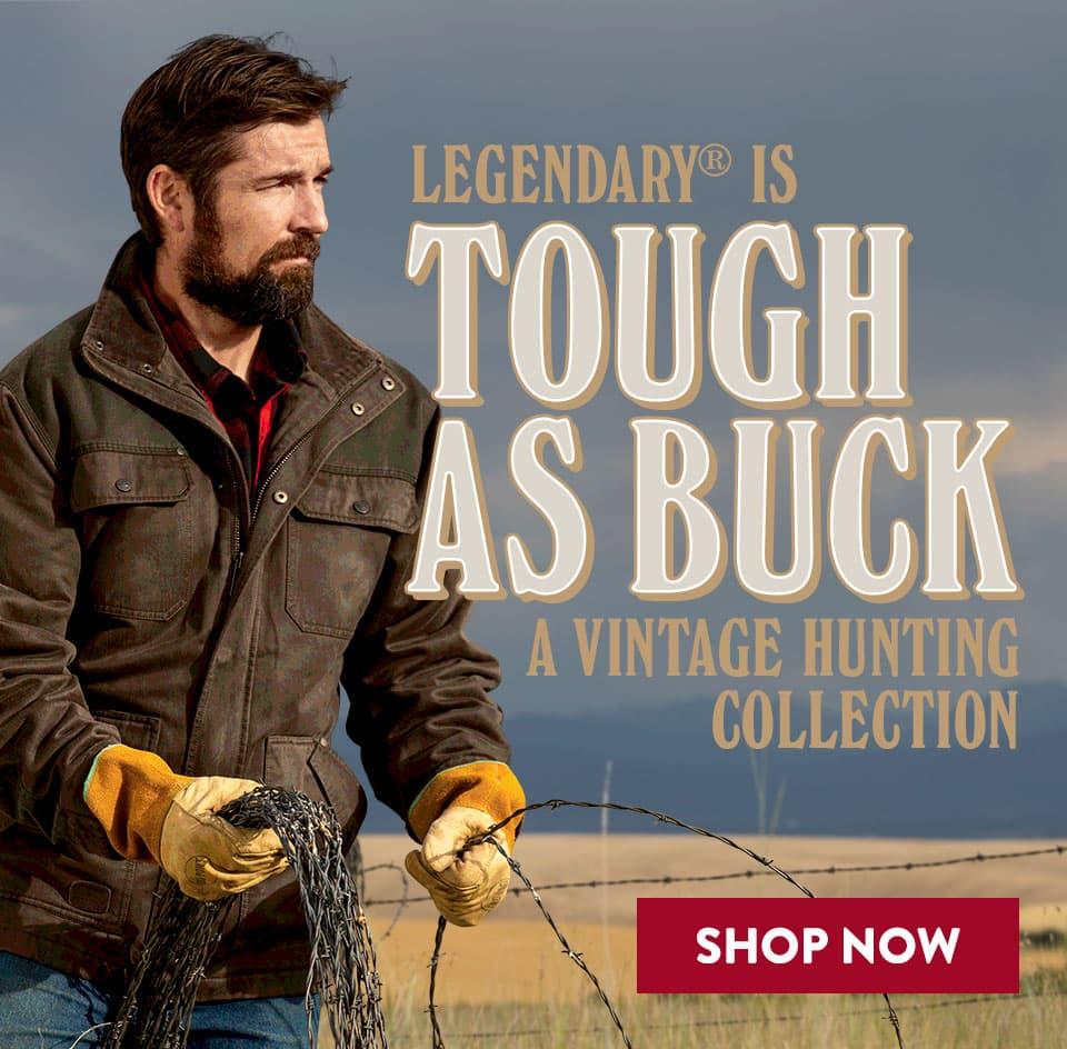 Tough As Buck™