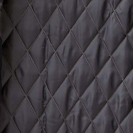 Diamond Quilted Lining