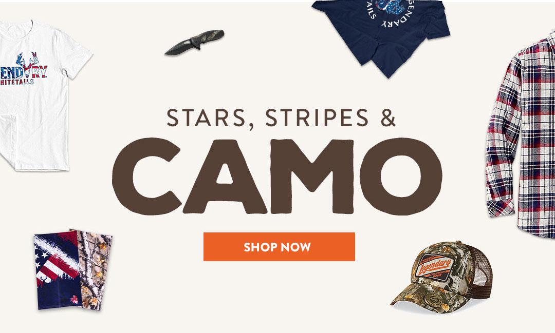 Stars, Stripes & Camo