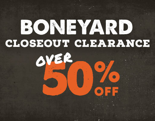 Boneyard Clearance