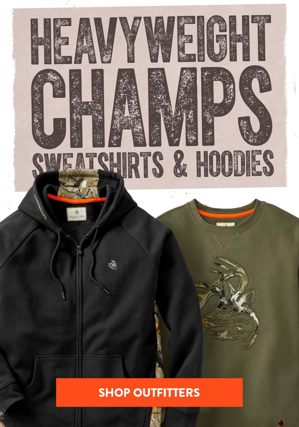 Outfitter Hoodies & Sweatshirts