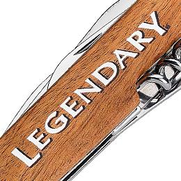 Legendary® Whitetails Branding