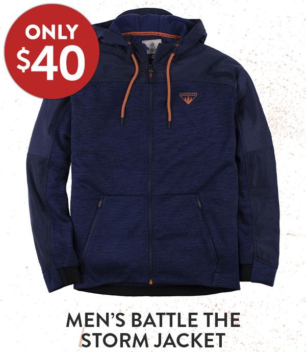 Men's Battle the Storm Jacket