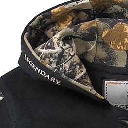 Legendary Branded Hood