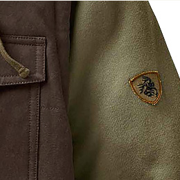 Legendary® Signature Buck sleeve patch