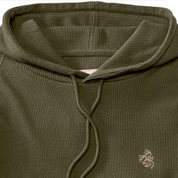 Thermal Fabrice Pullover Hoodie