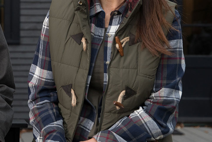 f629d62f7 Ladies Quilted Vest