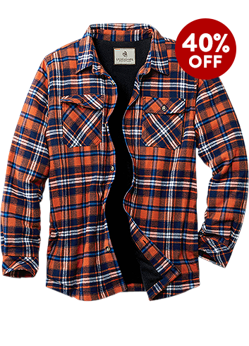 Deer Camp Shirt Jacket