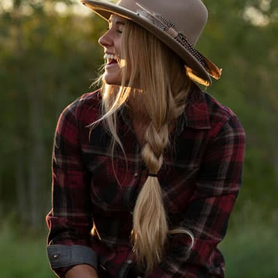 Women's Flannel Shirts