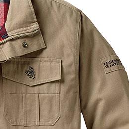 Legendary® branded patch