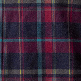 Classic plaid flannel design