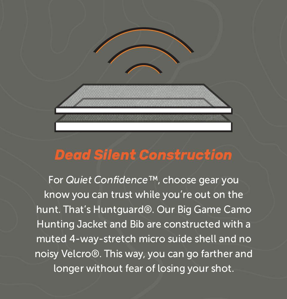Dead Silent Construction