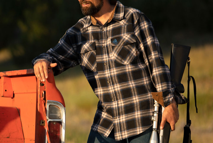 100% brushed cotton flannel