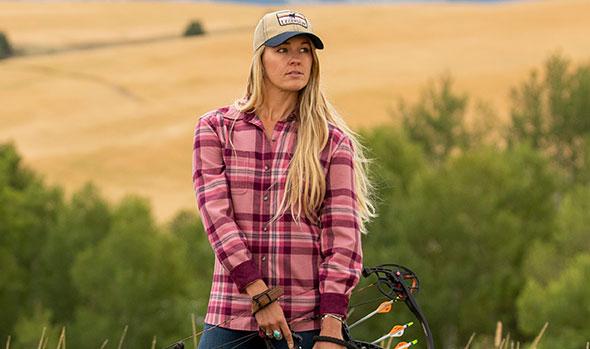 Women's Legendary® Flannel Shirt